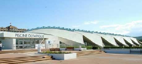 La vraie v rit sur le stade olympique de montreal for Piscine deauville