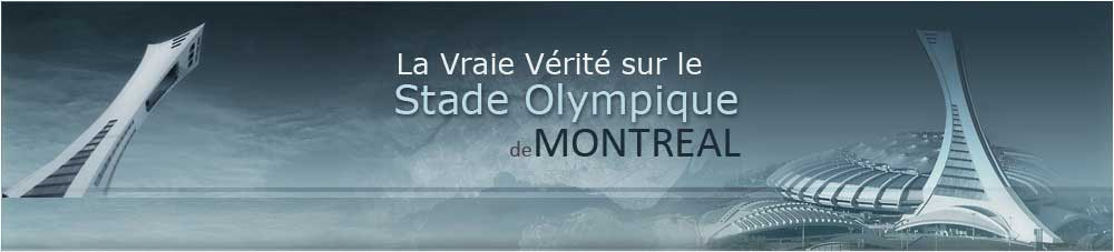 Le Stade Olympique de Montréal